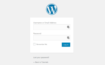 How to Completely Customize the WordPress Login Page