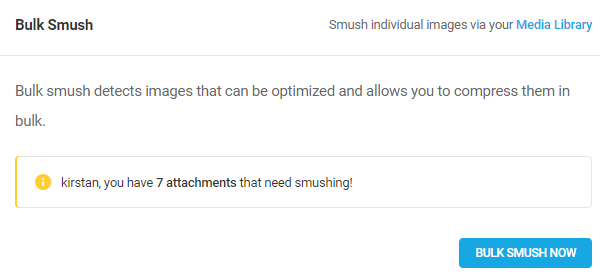How to Get the Most Out of Smush